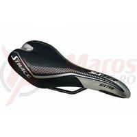 Sezut Strace Sixter, 280x130mm, negru/gri metal