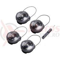 Sistem inchidere pantofi Cube Reel Knob disc 45-48