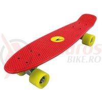 Skateboard Nextreme Freedom Rosu