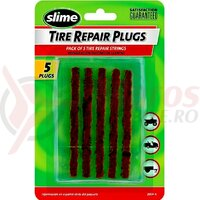 Slime tubeless repair plugs 5 bucati