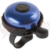 Sonerie aluminiu M-Wave Rotary Action 53 mm albastra