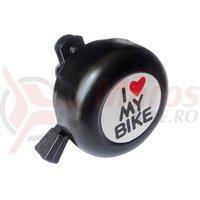 Sonerie bicicleta M-wave I love My Bike