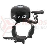 Sonerie Force Bell Fe 22.2-31.8 mm plastic neagra