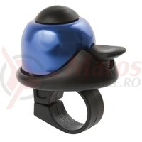 Sonerie M-Wave alu Mini-bell albastru/negru 36mm