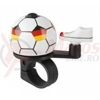 Sonerie M-Wave minge fotbal design steag national al Germaniei