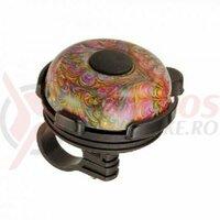 Sonerie Nuvo NH-B822AP-T4, alu-plastic, 22,2mm, design multicolor