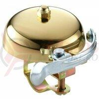 Sonerie Ostand CD-611, alama/otel, aurie, 55mm, clema ghidon 25,4mm