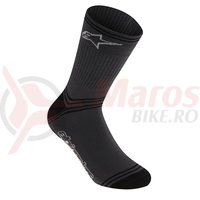Sosete Alpinestars Winter gray/black