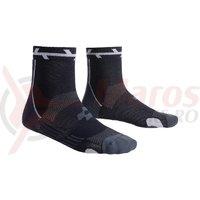 Sosete CUBE Socks Road blackline