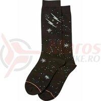 Sosete Galaxy Sock [BLK]
