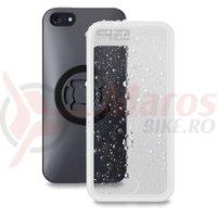 SP Connect husa silicon transparenta iPhone 5/5S/SE