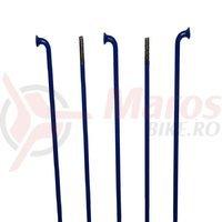 Spite CN Spoke inox 2x252mm albastre 100 buc