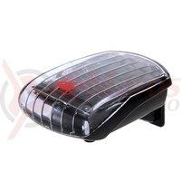 Stop cu baterii Cateye solar SL-LD210R reincarcabil
