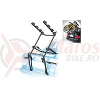 Suport auto pe haion Hi-Bike pentru 3 biciclete otel negru