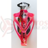 Suport bidon Bikefun plastic rosu