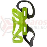 Suport bidon Cannondale Nylon SS Rightside Cage BLK/GRN