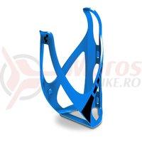 Suport bidon Cube Hpp albastru/negru mat