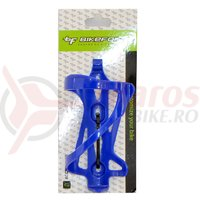 Suport bidon plastic BikeForce albastru