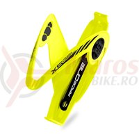 Suport bidon RaceOne X5-Gel galben/negru