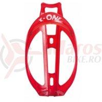 Suport bidonas Roto X-One (9912.50) plastic rosu