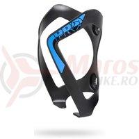 Suport de bidon PRO alloy black/blue