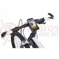 Suport telefon Topeak Ridecase Samsung S4 TT9836B