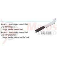 TL-SR22 cheie Shimano pentru demontat blocul de pinioane pentru lant 1/8