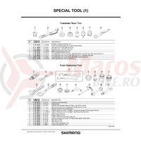 TL-UN96 scula speciala Shimano