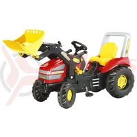 Tractor Excavator Rolly Toys X-Track King