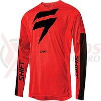 Tricou 3lack Label Race Jersey [red/blk]