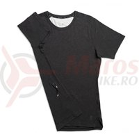 Tricou alergare On Comfort-T black 2019