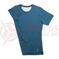 Tricou alergare On Comfort-T navy 2019