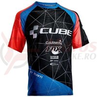 Tricou Ciclism Cube Action Team Roundneck Jersey