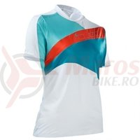 Tricou ciclism Cube AM WLS Roundneck Jersey