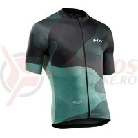 Tricou ciclism NORTHWAVE BLADE 4 green forest