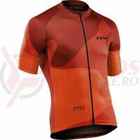Tricou ciclism NORTHWAVE BLADE 4 orange