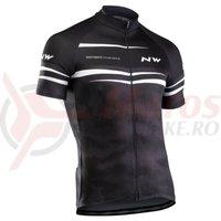 Tricou ciclism Northwave Origin negru