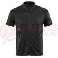 Tricou ciclism Square jersey performance black