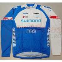 Tricou cu maneca lunga Shimano japan team replica