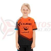 Tricou Cube Junior Edge S/S X Actionteam