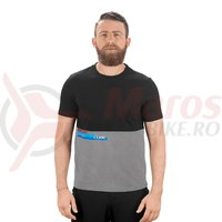 Tricou Cube T-Shirt Team negru/gri