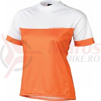 Tricou dama Kross Roamer Lady orange