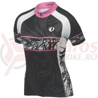 Tricou Elite LTD femei Pearl Izumi ride black splash