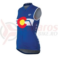 Tricou fara maneci select LTD femei Pearl Izumi ride colorado 15