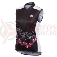 Tricou fara maneci select LTD femei Pearl Izumi ride wave of flowers