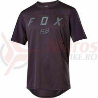 Tricou Flexair SS moth jersey [drk pur]