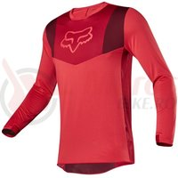 Tricou Fox Airline Jersey red