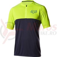 Tricou Fox MTB-Jersey Altitude florida yellow