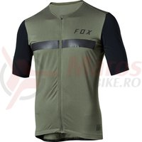 Tricou Fox MTB-Jersey Ascent SS Jersey drk fat