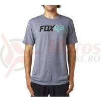 Tricou Fox Obsessed SS Tech Tee heather graphite